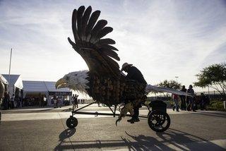 eagle austin bike zoo